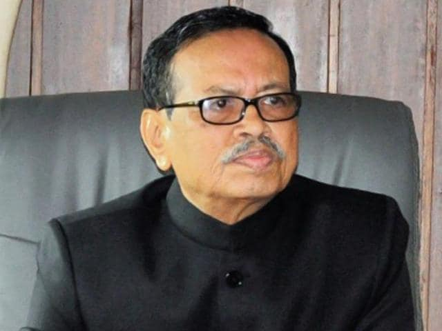 Rajkhowa had recommended imposition of President's rule in Arunachal, a decision later overturned by the Supreme Court.