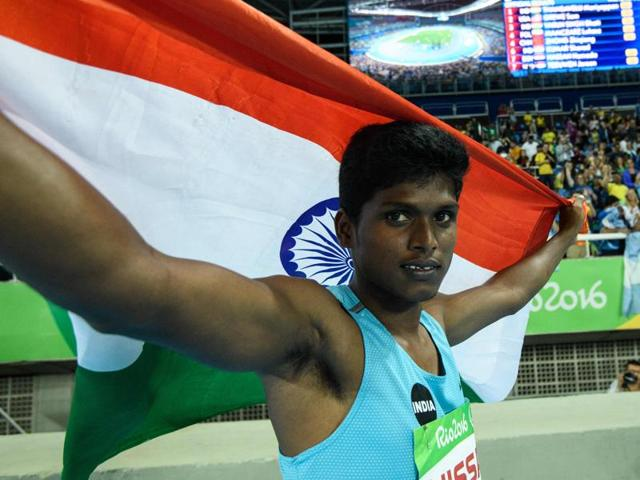 Abandoned by father, fought poverty:  Story of  India's Paralympics hero