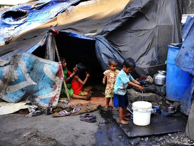 Governments set a poverty line to fix a threshold income to get a headcount of poor people in the country.