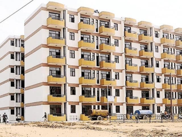 CHB,Chandigarh Housing Board,ownership rights