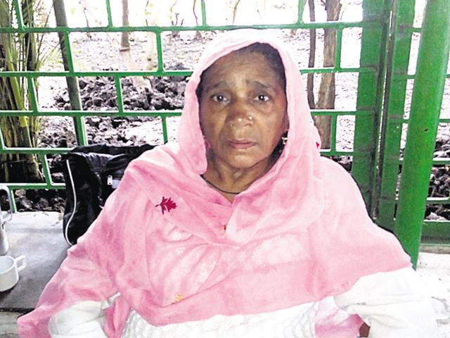 Raisa Bi has spent more than Rs 2 lakh since 2012, but is still looking for proper treatment.