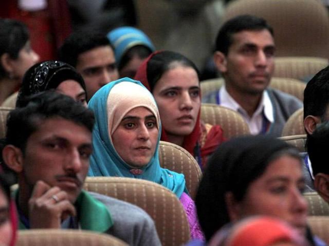 There has been a decline in the number of Jammu and Kashmir students availing the Prime Minister's fellowship.