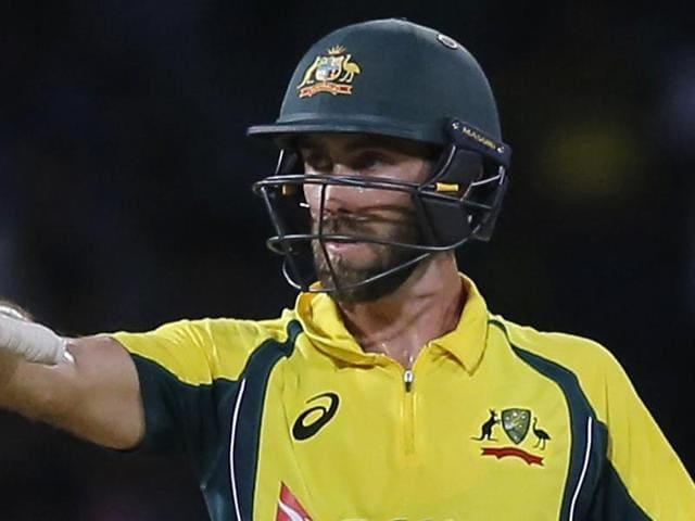 Glenn Maxwell,Sri Lanka vs Australia,Tillakaratne Dilshan