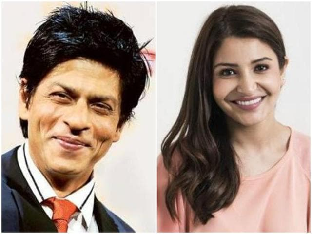 Shah Rukh Khan and Anushka Sharma's new film is tentatively titled The Ring.