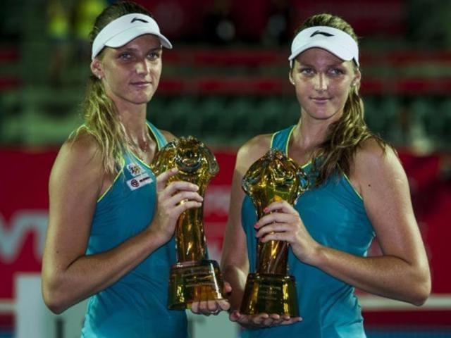 Karolina Pliskova,Kristyna Pliskova,Tennis