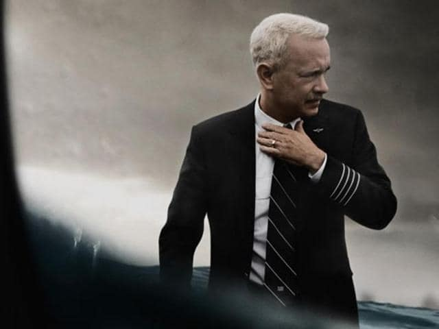 Tom Hanks plays Chesley Sullenberger aka Sully, captain of a commercial flight that, minutes after take-off, collided with a flock of birds, lost both engines, and made an emergency landing in New York's Hudson River, in 2009.