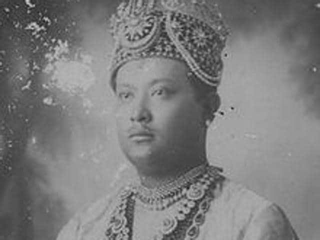 Bir Bikram Kishore Manikya