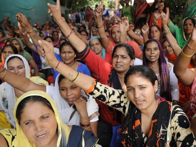 For Noida's Asha workers, strike also about respect