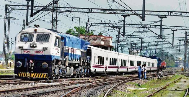 Spain's Talgo train undertakes final trial run on Delhi-Mumbai route