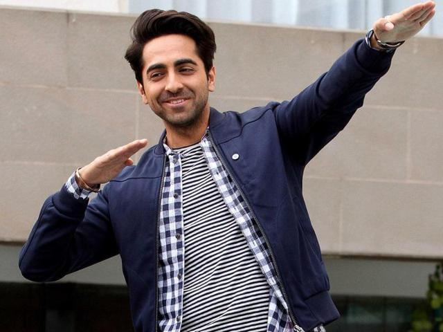 Actor Ayushmann Khurrana has teamed up with his brother Aparshakti for the first time for his third single.