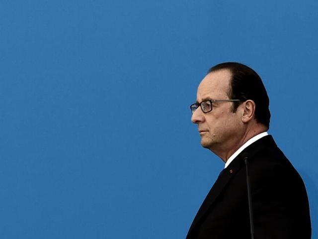 US response to 9/11,Francoise Hollande,France president