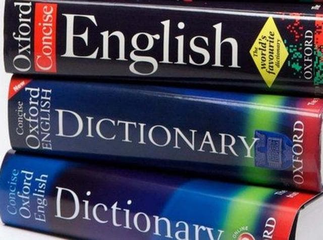 The Oxford English Dictionary is updated every three months.