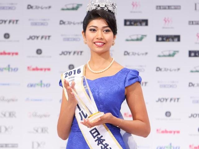 Miss Japan 2016 Priyanka Yoshikawa will be representing Japan at Miss World crown in Washington this November.