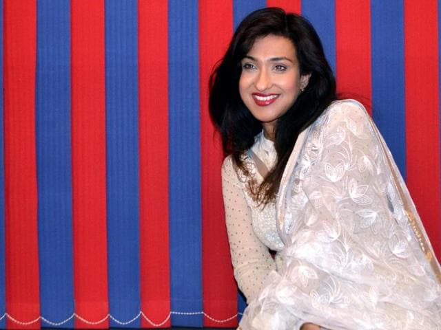 Rituparna Sengupta is relieved that her production, Potadar Kirti, has finally hit the theatres.