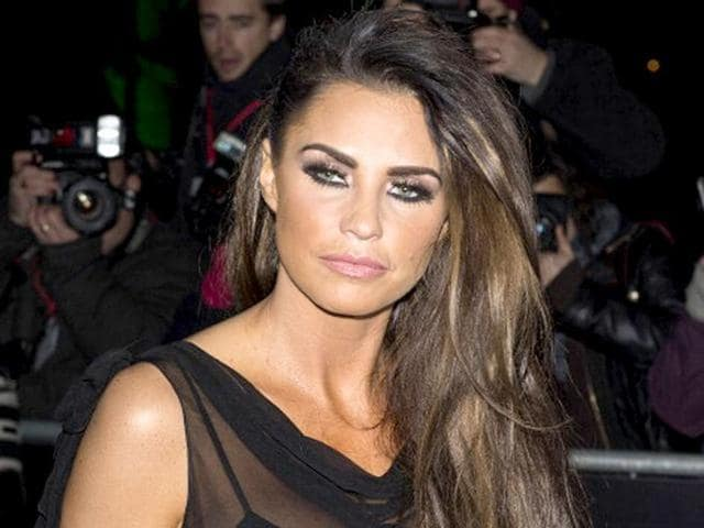 Katie Price is known for speaking her mind.
