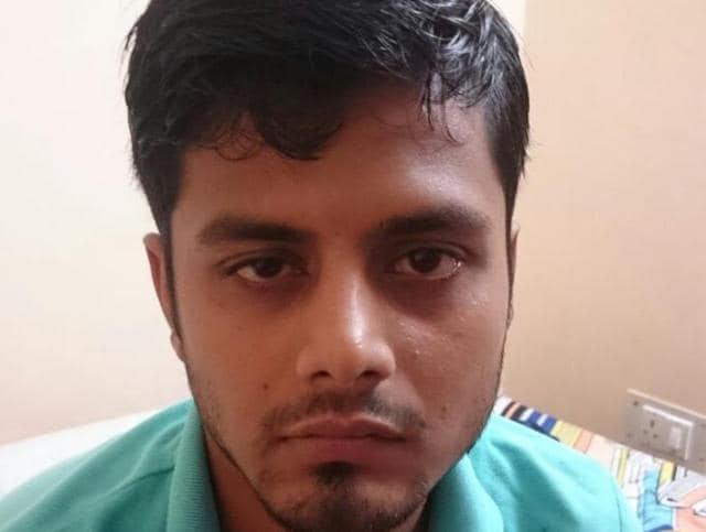 Babasaheb Bhimrao Ambedkar University,Dalit student,Sumit Kumar