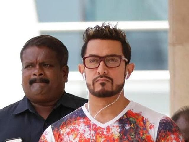 Aamir Khan,First look,Bollywood