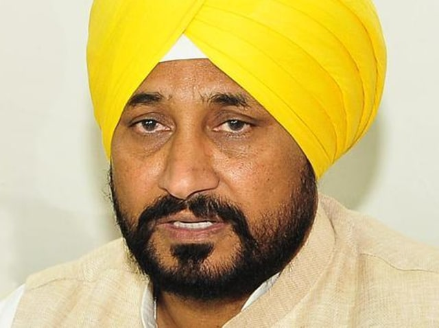 Punjab leader of opposition Charanjit Singh Channi