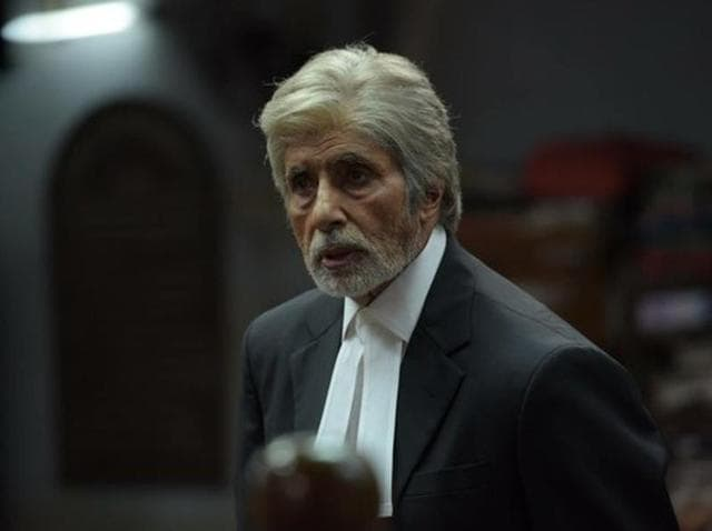 The film, which is about three women, who possibly get sexually assaulted, features megastar Amitabh Bachchan, Taapsee Pannu and Kirti Kulhari.