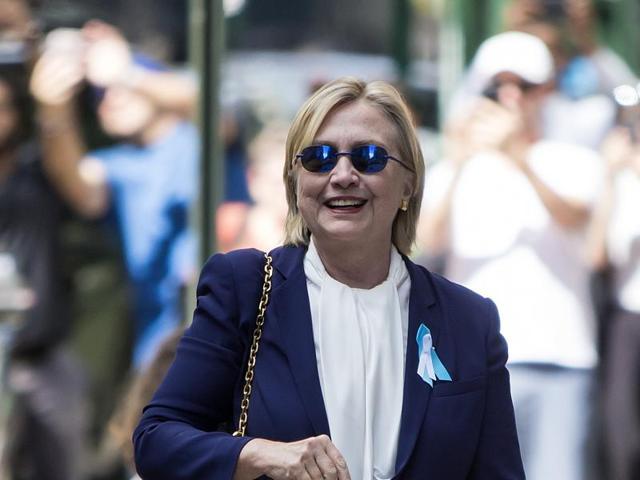 Hillary Clinton,Clinton health,Donald Trump