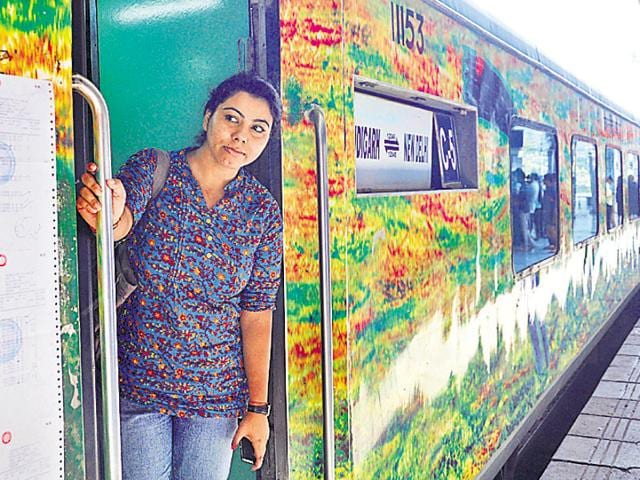 The tickets passengers bought for the afternoon and evening Shatabdi on Sunday had to pay over Rs 100 extra for the ticket.