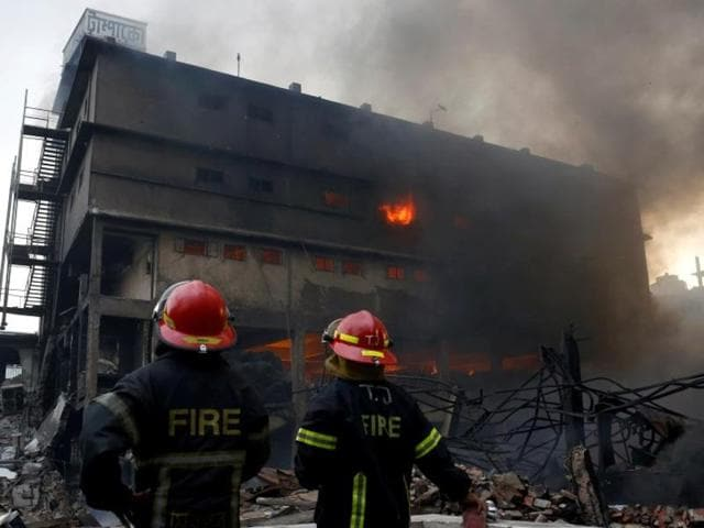 Bangladesh,Bangladesh factory fire,tobacco packaging factory
