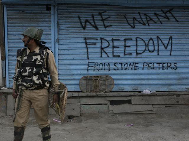 Kashmir conflict,Kashmir unrest,Media coverage