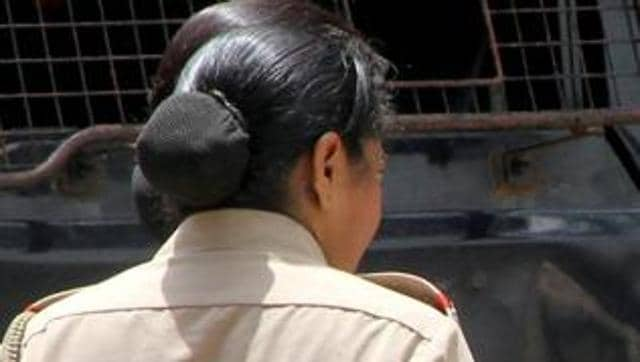 The woman constable with the local arms division, was on patrolling duty near a lake at SGNP.