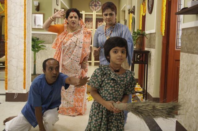 Children rule prime time Bengali television | kolkata