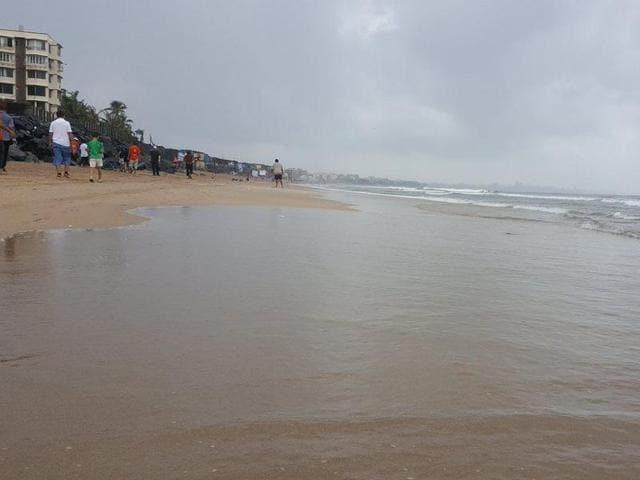 Versova beach,immersions,Ganesh