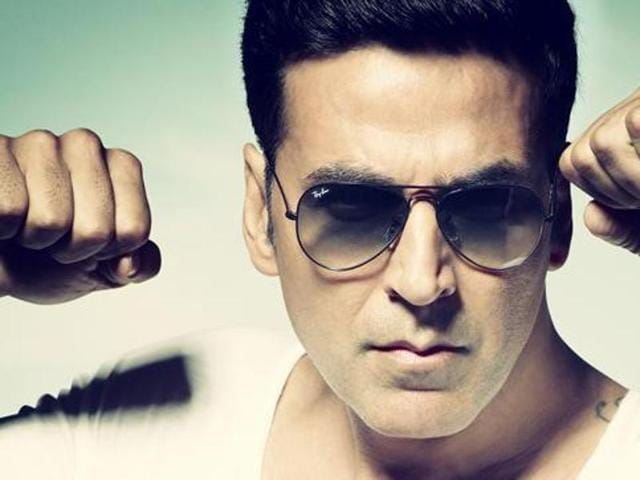 Akshay Kumar has at least three films lined up for the next year.