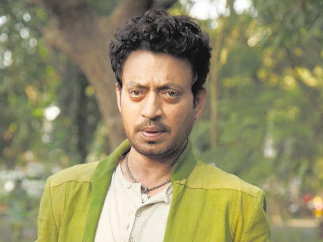 Irrfan Khan owns a flat on the fifth floor of DLH Enclave .