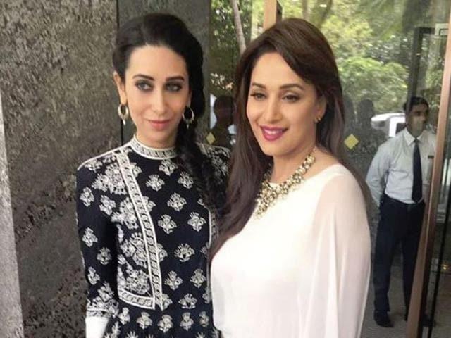 Karisma Kapoor and Madhuri Dixit played Nisha and Pooja in Dil Toh Pagal Hai.