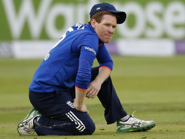 Eoin Morgan is one of the very few English players to have consistently played in the Indian Premier League.