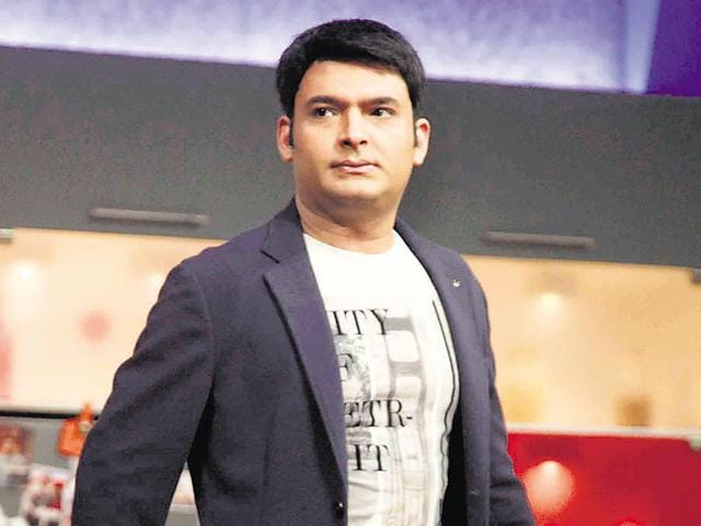"Congress said BJP's ""dirty tricks department"" was targeting Kapil Sharma as he dared to speak about corruption in the Mumbai civic body."