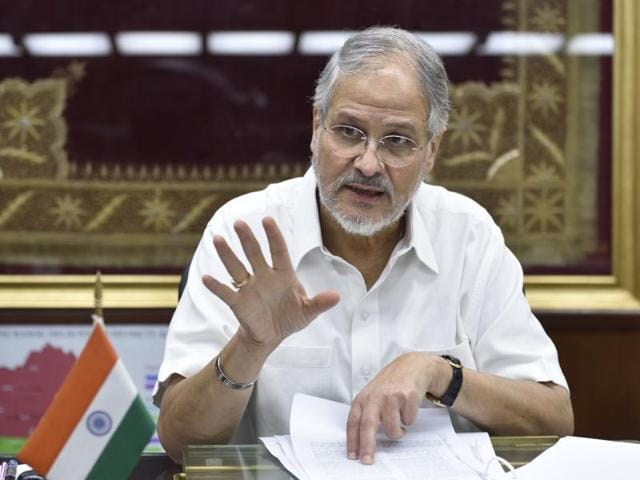 """The Delhi government said Lt Governor Najeeb Jung has """"deliberately sent"""" the health secretary on a 12-day leave."""
