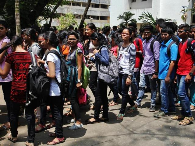 The admissions have begun in some institutes despite petitions filed by the state government in SC
