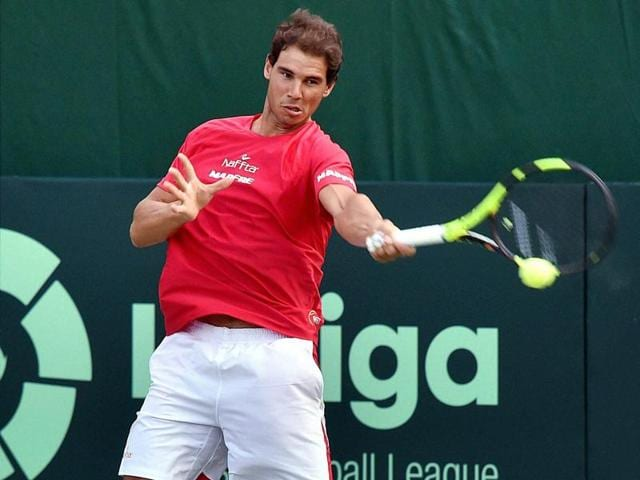 Rafael Nadal S Forehand A Swing To Marvel At Tennis Hindustan Times