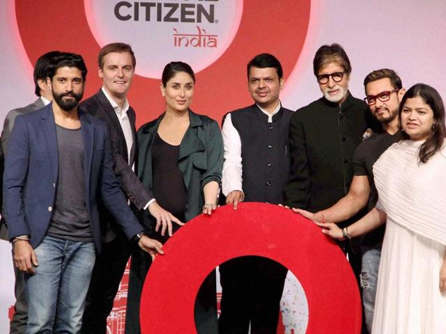 The inaugural Global Citizen Festival India will be held  on November 19.
