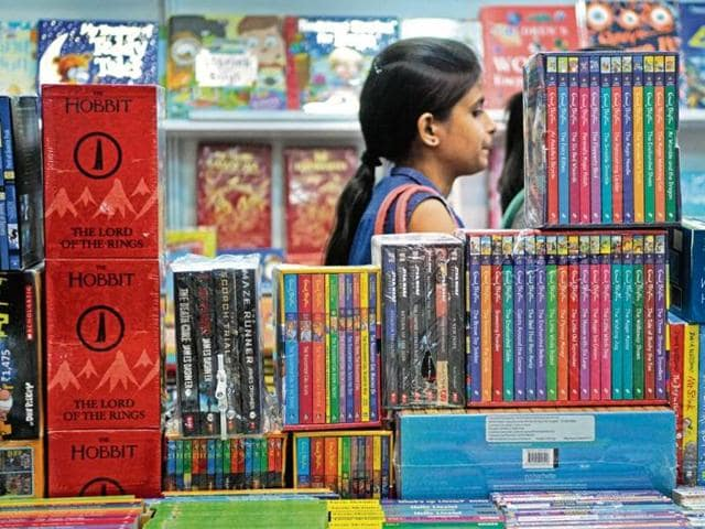 The week-long fair has been organised by the National Book Trust in Greater Noida.
