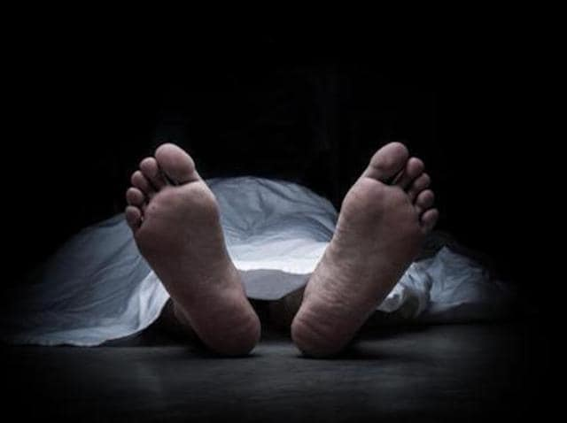 The family of victim Bagga Singh (60) of Dain reported the murder on Tuesday, saying he died of sword wounds, though to police it seems to be a case of heart attack.