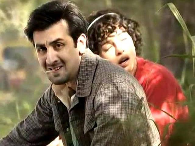Barfi also starred Ranbir Kapoor, as Barfi and Ileana DCruz, as Shruti, in the leading roles, with Saurabh Shukla, Ashish Vidyarthi, Jisshu Sengupta and Roopa Ganguly in supporting roles.