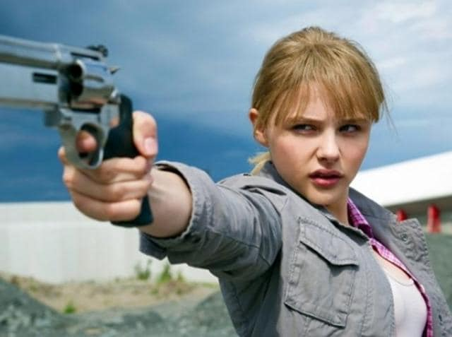 Moretz has previously starred in 500 Days of Summer, Neighbours 2, and the Kick Ass films.