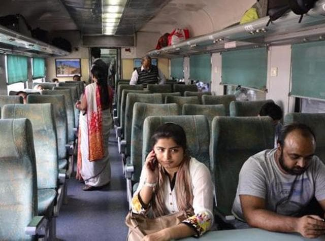 Flexi Fare Seats Available Yet Rs 900 For A Shatabdi