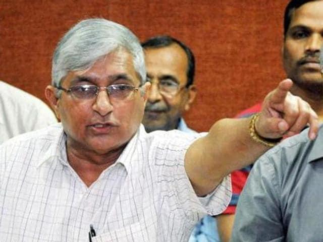 Ousted Goa Rashtriya Swayamsevak Sangh unit chief Subhash Velingkar