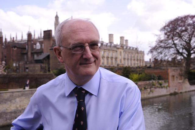 Professor Sir Leszek Borysiewicz, vice-chancellor of the University of Cambridge, says research is a core area for collaboration with Indian institutions.