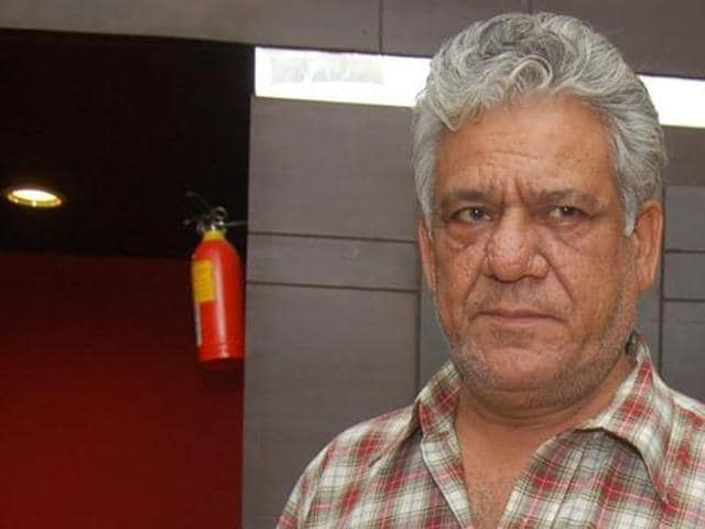 Om Puri has featured in several films with strong voice against social evils.