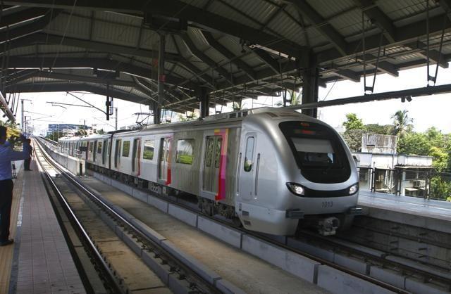 BMC,metro 3 project,MMRC