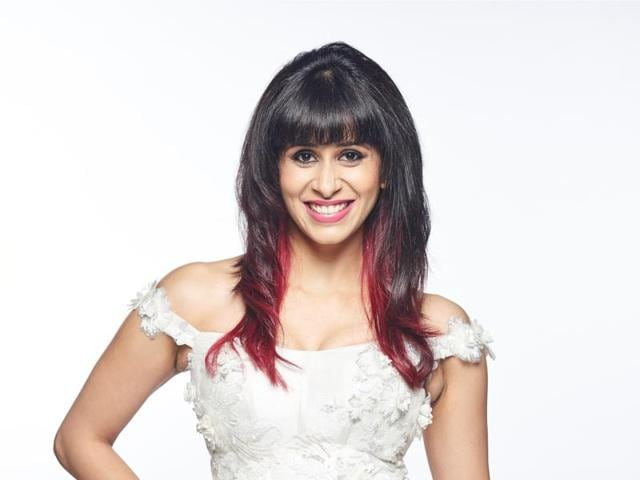 Actor  Kishwer Merchant feels blessed to have got so many projects.