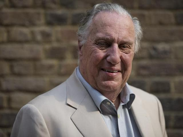 British writer Frederick Forsyth says he is giving up on thrillers because his wife told him he can no longer travel to adventurous places.